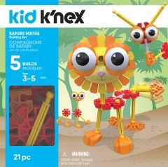 K'Nex - Kid K'Nex Safari Mates Building Set