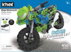 K'Nex - Mega Motorcycle Building Set