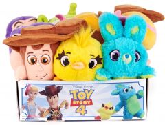 Toy Story 4 - 8 Inch Chunky Plush Assortment in CDU