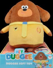 Hey Duggee - 20cm Duggee Soft Toy in Box