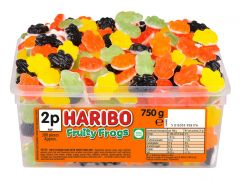 Haribo 2p Fruity Frogs