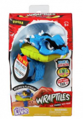 Little Live - Wraptiles - Designs May Vary