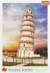 Wholesale 1000pc Puzzle - Pisa Tower
