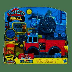 Play-Doh Wheels - Fire Truck