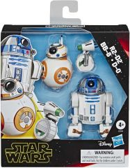 Star Wars Galaxy Episode 9 -Droid 3 Pack