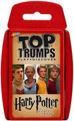 Top Trumps Specials - Harry Potter and the Goblet of Fire