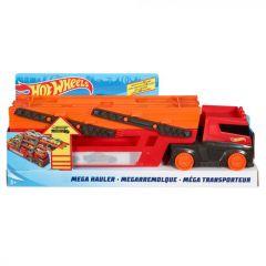 Hot Wheels - Mega Red Hauler