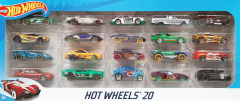 Hot Wheels - 20 Car Giftpack Assorted
