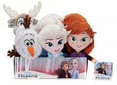 Disney Frozen 2 - 8 Inch Plush Assortment in CDU