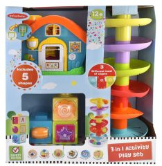 3 in 1 Activity Playset