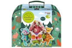 Woodland Friends 4 in 1 Stitch & Sew Playset