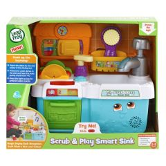 Vtech Scrub & Play Smart Sink