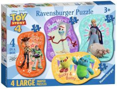 Toy Story 4 Large Shaped Puzzles