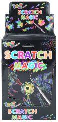 Colour Scratch Magic Set in CDU