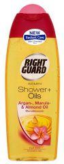 Right Guard Shower Gel+Oil For Women Monoi Blossom 250ml