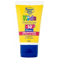 Banana Boat Kids Advanced Protection SPF 50 Sun Lotion Mini Tube 60ml