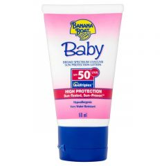 Banana Boat Baby Advanced Protection SPF 50 Sun Lotion Mini Tube 60ml