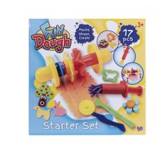 Fun Dough Shape and Play Dough Set