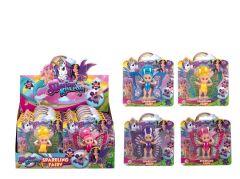 Magical Kingdom - Sparkling Fairy Doll in CDU