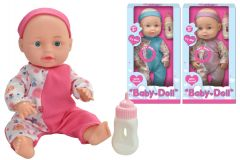 """10"""" Baby Doll in Box with Sound - Assorted"""