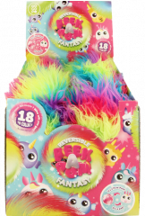 GOGOPO Peek-A-Poms Reversible Plush in CDU - Assorted