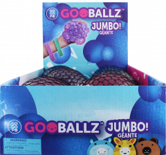 Wholesale GOOBALLZ Jumbo - Assorted in CDU