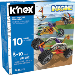 K'Nex Imagine Fly Away Building Set Assortment