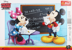 30 Piece Puzzle - Disney Mickey Mouse & Friends