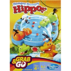 Grab & Go Game Hungry Hungry Hippos