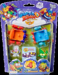 Wholesale SuperZings Series 5 - 4 Figurine Aerowagon Blister Pack