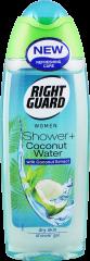 Right Guard Shower Gel For Women Coconut Water 250ml