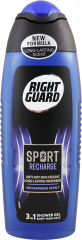 Right Guard Shower Gel For Men Xtreme Recharge 250ml
