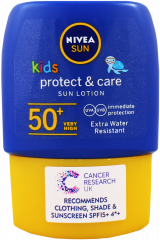 Nivea Sun Lotion Pocket Pack Child SPF 50 50ml
