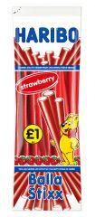 Haribo Balla Stixx Strawberry £ PMP 140g