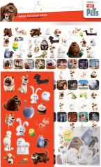 Licensed Character Stickers Megapacks - The Secret Life Of Pets
