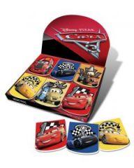 Disney Cars 3 Shaped Memo Pads