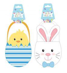 Easter Felt Bags 2 Assorted Designs