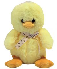 Easter Plush Chick 8""