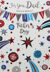 Father's Day Card - Dad