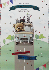 Father's Day Card - Grandad