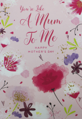 Mother's Day Card - Mum to Me