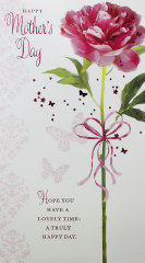 Mother's Day Card - Open