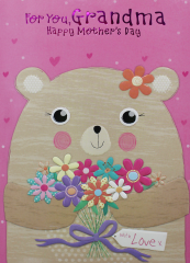 Mother's Day Card - Grandma
