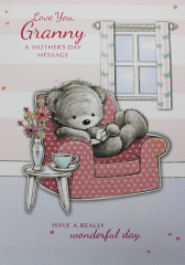 Mother's Day Card - Granny