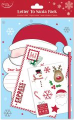 Letter To Santa Hang Pack