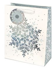 Tom Smith Gift Bag Medium Winter Sparkle