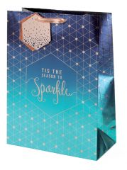 Tom Smith Gift Bag Large Seasonal Celebration