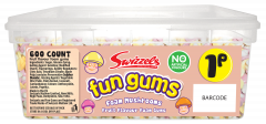 Swizzels 1p Foam Mushrooms