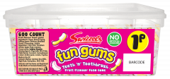 Swizzels 1p Teeth & Toothbrush