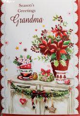 Christmas Card - Grandma